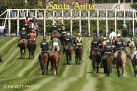 Santa Anita Park, Arcadia, California.  See more racecourses from around the world at http://www.racingfuture.com/content/horse-racing-venues-clubs-around-world