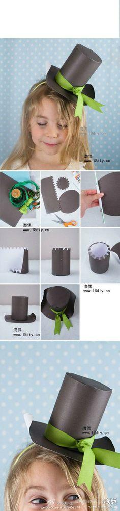 #paper #hat