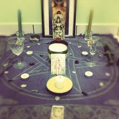 Altar a Hekate