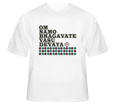 Om-Namo T Shirt Tee Shirt Designs, Tee Shirts, Tees, Om, Store, Mens Tops, Fashion, Moda, T Shirt Designs