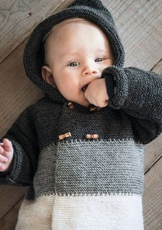 Knitting patterns boys sweaters products 19 ideas for 2019 Baby Boy Knitting Patterns, Baby Cardigan Knitting Pattern, Crochet Baby Cardigan, Knitting For Kids, Knitting For Beginners, Baby Patterns, Knitting Ideas, Brei Baby, Baby Barn