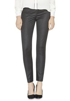 STACEY SLIM PANT WITHOUT CUFFS by Alice + Olivia