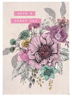 print & pattern blog - cards by louise tiler