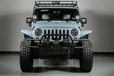 2013 HORIZON BLUE KEVLAR Jeep Wrangler Unlimited