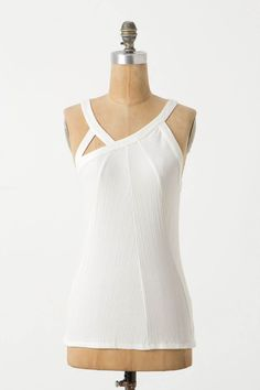 Wish it was still available in my size! Triad Slice Tank - Anthropologie.com