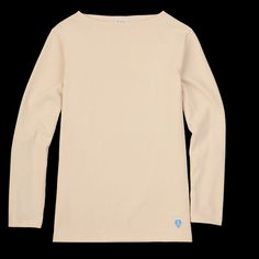 UNIONMADE - Orcival - Long Sleeve Tee in Ecru