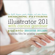 Are you ready to be blown away? This class shows you the main tools you will use as a digital, graphic, or fabric designer! Prepare to see how you can use gradients effectively, master the pathfinder tool, and learn how to BUILD PATTERNS in Illustrator!!!