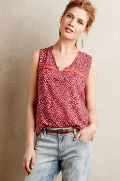 Evere Tank - #anthrofave