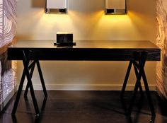 http://www.luxdeco.com/tables/desks/matthieu-writing-desk #desk Dom Edizioni