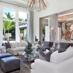 White & Gray Interior
