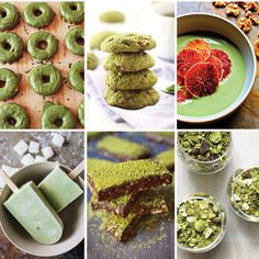 Matcha has so many benefits beyond your standard green tea latte! Here are 20 Healthy Recipes withMatcha Green Tea so you can benefit from all of its antioxidant health properties!