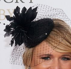 Miranda Lambert Fascinator - Hair Accessories Lookbook - StyleBistro