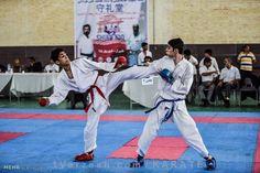 رقابتهای انتخابی تیمهای رده سنی پایه کاراته برگزار شد  http://1vz.ir/150339  در پایان مرحله دوم از رقابتهای انتخابی تیم های رده سنی پایه در هر وزن دو کاراته به اردوی آماده سازی تیم ملی برای حضور در مسابقات قهرمانی آسیا راه پیدا کردند.     رقابتهای کاراته قهرمانی نوجوانان ، جوانان و امید آسیا آبان ماه در اندونزی برگزار خواهد شد و فدراسیون کاراته بعد از انتخاب کادر فنی این تیم ها، با برگزاری دو مرحله رقابتهای انتخابی بین مدعیان ، نفرات راه یافته به اردوی آماده سازی را معرفی کرد. ..