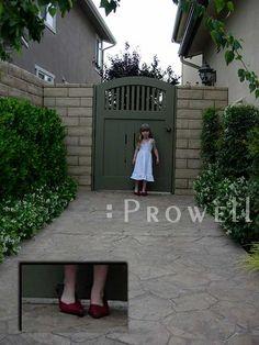 garden gates in Simi Valley, Ca