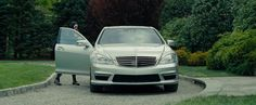 Mercedes-Benz S 63 AMG [W221] (2010) car driven by Cameron Diaz in THE OTHER WOMAN (2014) @MercedesBenz