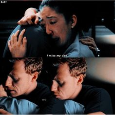oh my gosh I wanted to cry here Greys Anatomy Owen, Greys Anatomy Couples, Greys Anatomy Memes, Grey Anatomy Quotes, Cristina And Owen, Cristina Yang, Addison Montgomery, Grey's Anatomy, Kevin Mckidd