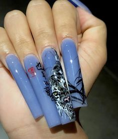 Make an original manicure for Valentine's Day - My Nails Drip Nails, Bling Acrylic Nails, Square Acrylic Nails, Aycrlic Nails, Best Acrylic Nails, Hair And Nails, Glitter Nails, Perfect Nails, Gorgeous Nails
