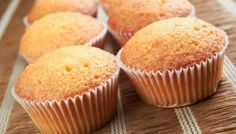 Fun Recipes For Toddlers-Vanilla Muffins Cake Recipes At Home, Baby Food Recipes, Baking Recipes, Dessert Recipes, Fun Recipes, Food Cakes, Cake Recipe Plain Flour, Tassen Brownie, Mini Cakes