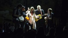 Photos: Nicki Bluhm & The Gramblers with Andrew Combs - New York, N.Y. :: Music :: Galleries :: Paste
