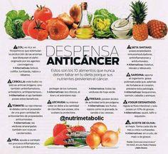 Despensa anti cancer