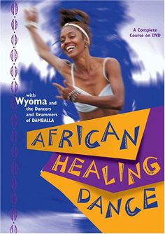 Learn some of the graceful and nature-inspired moves of African dance. Lovely!