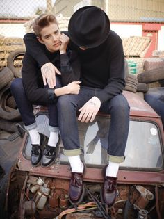 """First and forever"" by Dr.Martens"