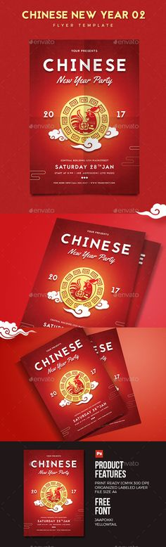 Chinese New Year Flyer 02