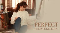 Ed Sheeran - Perfect (Official Music Video) Cover - Celeste Kellogg
