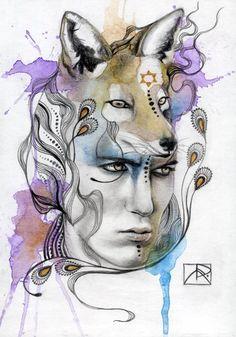 Les esprits animaux | Patricia Ariel