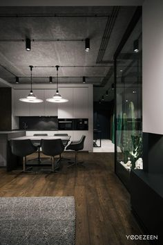 Desert Loft in Kiev by YoDezeen