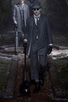 Ready To Wear 2016 Fall Thom Browne Collection