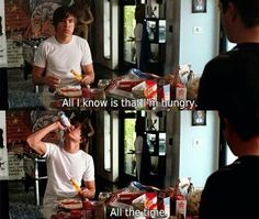 I think this is my favorite part in 17 Again. Tv Show Quotes, Movie Quotes, Lyric Quotes, Quotes Quotes, Funny Quotes, Love Movie, Movie Tv, 17 Again Movie, Funny Movie Scenes
