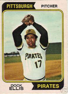Doc Ellis - Pittsburgh Pirates