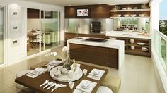 terraço gourmet - Pesquisa Google