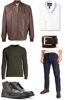 Night Looks, Identity, Leather Jacket, Digital, Jackets, Fashion, Studded Leather Jacket, Down Jackets, Moda
