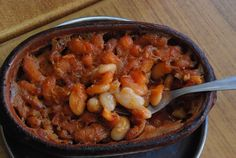 Tavče Gravče, Republic of Macedonian White Bean Stew, I remember when my mama use to make this. Yummmy