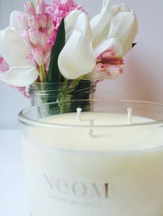 Cocooning Candle by Neom Organics