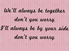 Always Be Together . . . This is my song to my best friend ! By Little Mix ✨