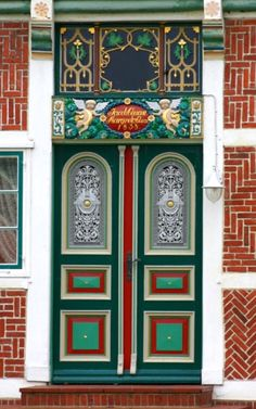 Hamburg doors ~ Germany by nell