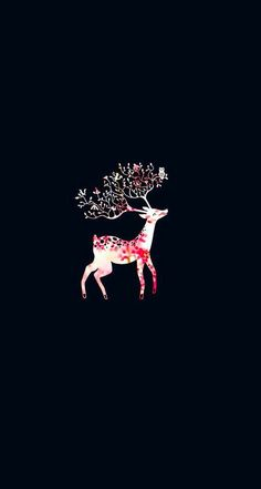 45 ideas wall paper christmas desktop beautiful for 2019 Wallpaper Natal, Deer Wallpaper, New Wallpaper Iphone, Watercolor Wallpaper, Disney Wallpaper, Screen Wallpaper, Mobile Wallpaper, Wallpaper Quotes, Wallpaper Backgrounds