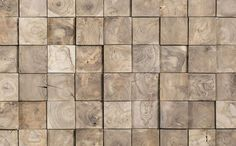 Decorative wooden wall panel - MERCURY - WONDERWALL STUDIOS
