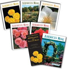 Rose Magazine ... The only magazine devoted exclusively to roses and rose culture.
