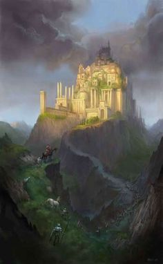 Discover the Art of Thomas Brissot, a French Concept Artist and Ilustrator.
