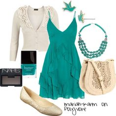 More Turquoise by wanda