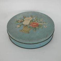 Vintage Biscuit Tin