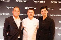 Stefan Heilemann Cooking with Nespresso at Nespresso, Wine Recipes, Chefs, Restaurants, Cooking, Top, Kitchen, Restaurant, Crop Shirt