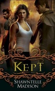 Kept by Shawntell Madison review and giveaway, Urban fantasy #2 in Coveted series