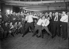Jack Dempsey & Harry Houdini