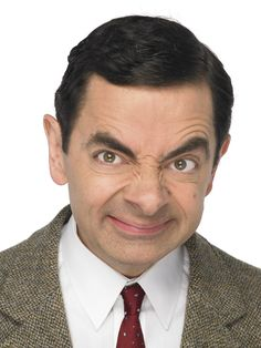 I love Mr Bean (the series)!! One of my fav comic characters ever......and he doesn't even have to say a word :)