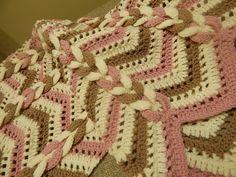 Cobija Manta para tejerla paso a paso para bebe o niño, adulto es muy rendidor el tejido y no se utiliza demasiado estambre, la puede tejer con hilo para una...